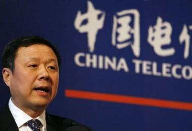 Le PDG de China Telecom visé de Pékin pour corruption