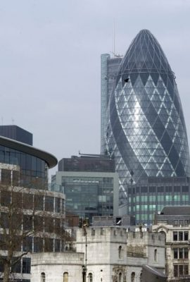 BRITAIN-ECONOMY-ARCHITECTURE