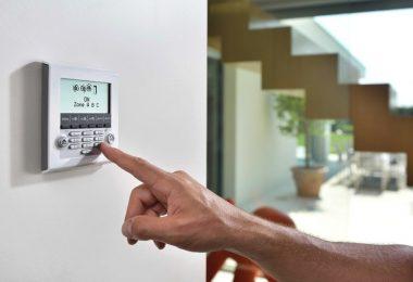 S'équiper d'une alarme de maison
