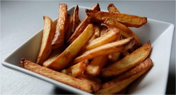 Pourquoi les frites ont toujours autant de succ s - Cuiseur frites sans huile ...