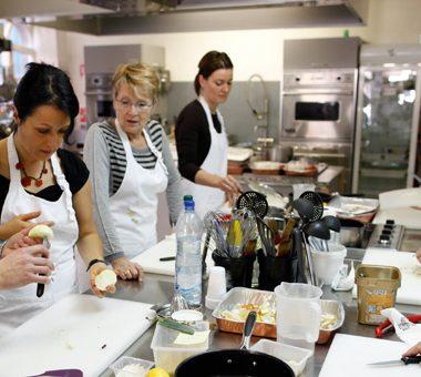 Plusieurs stages de cuisines accessibles  à tous au CFA de Marzy!