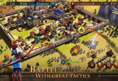 Legend Rising Empire, le jeu à ne pas manquer